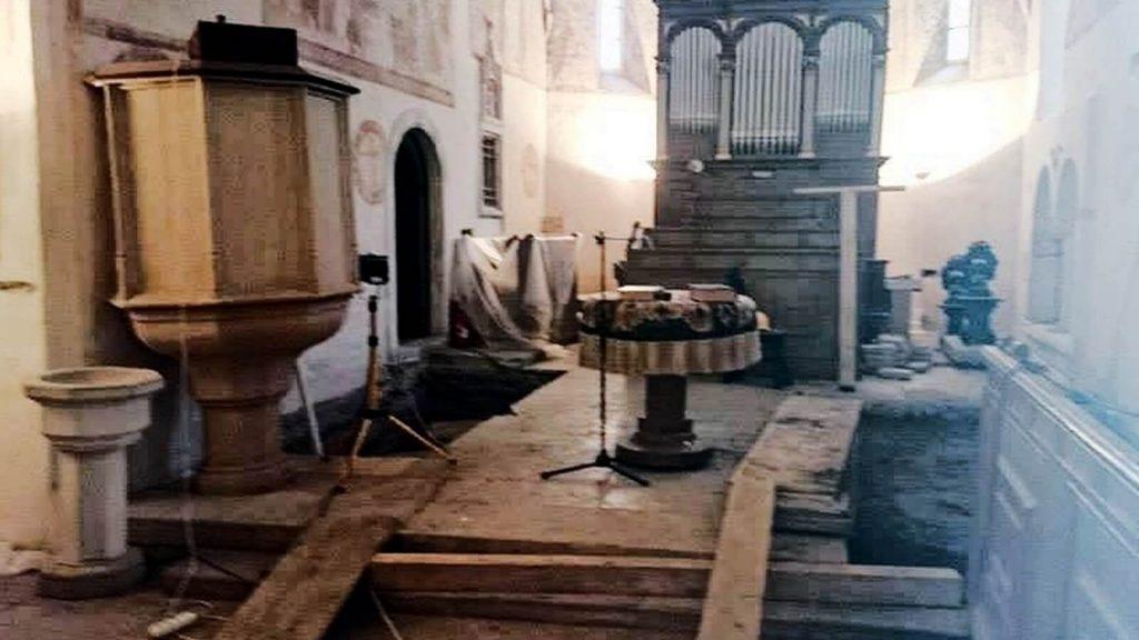 Kresťanské gotické datovania stránky