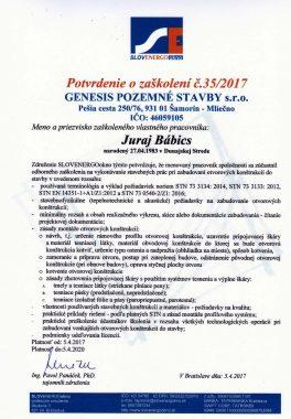 Slovenergo potvrdenie o zaškolení (2)