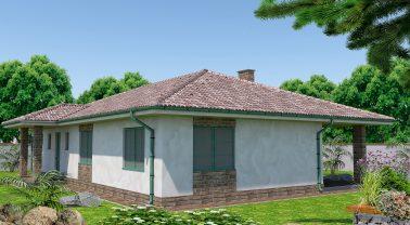""""""" Klinček """" bungalov"""
