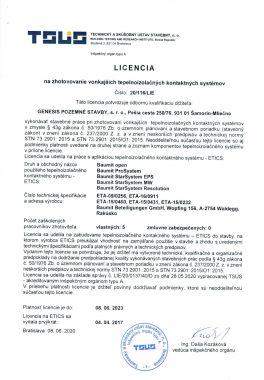 TSUS Licencia
